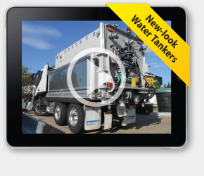 eNewsletter February 2014 - New-look Water Tankers