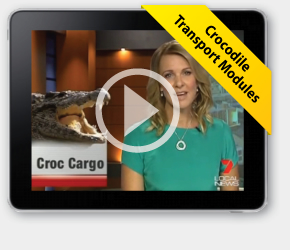 eNewsletter June 2014 - Crocodile Transport Modules