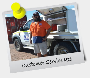 eNewsletter June 2014 - Customer Service Ute