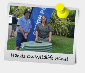 eNewsletter June 2014 - Hands On Wildlife Wins!