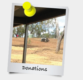 eNewsletter August 2014 - Donations