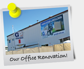 Our Office Renovation!