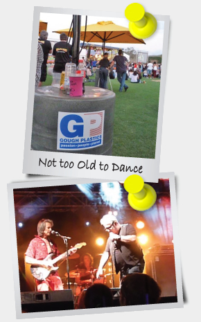 eNewsletter October 2013 - Not too Old to Dance