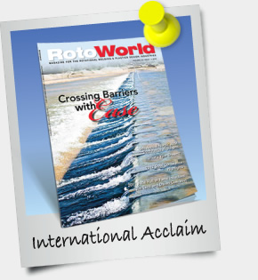 eNewsletter December 2012 - International Acclaim