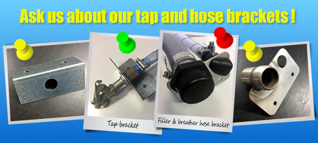Hose Kit Brackets