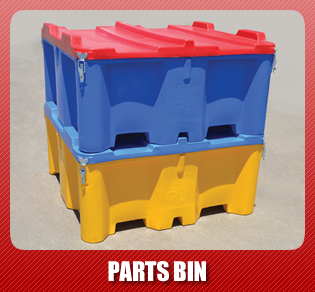 Latest Engineering Product - Parts Bin