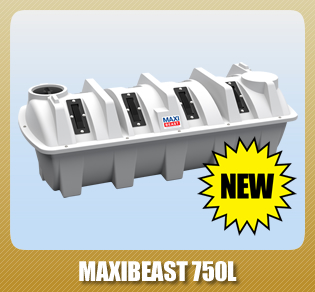 Latest Rural Product - MaxiBeast 750L