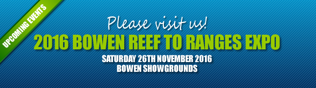 2016 Bowen Reef to Ranges Expo